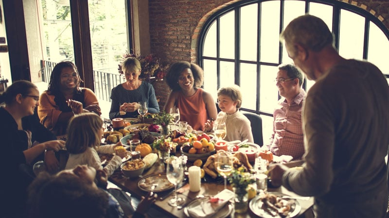 The Top Ten Ways to Prepare for Thanksgiving