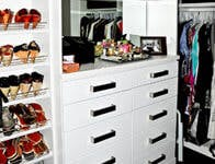 The White Choice In Custom Closets