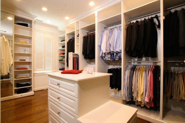 Custom closets vs diy closet kits closet factory