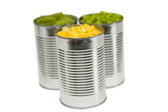 Pantry Tips for Canned Goods