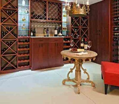 3 Areas to Put Your Wine Cellar