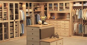 Luxury Custom Closet Features – Design Series