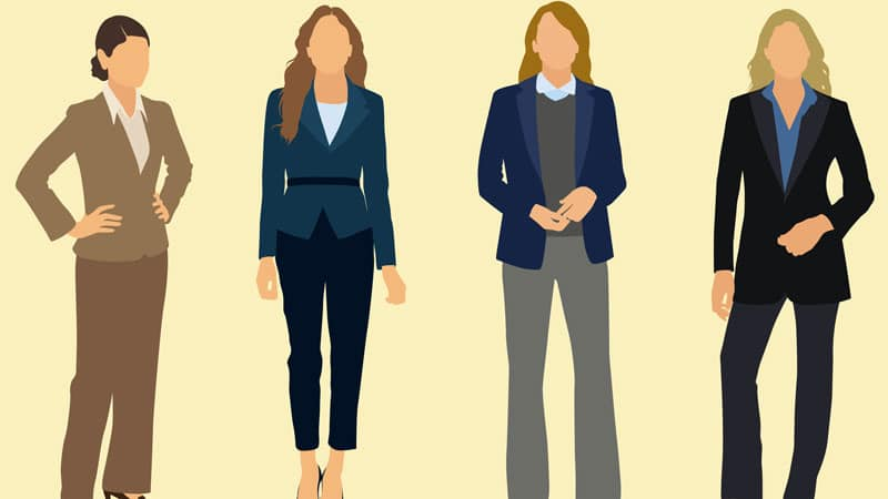Women Wardrobe Essentials For the Office Environment: Part II