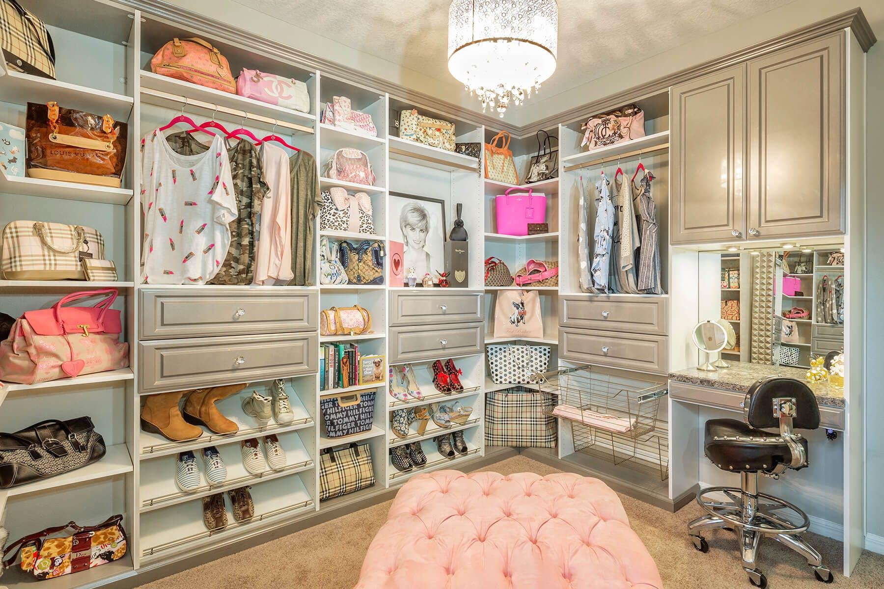 Bedroom Design Dressing