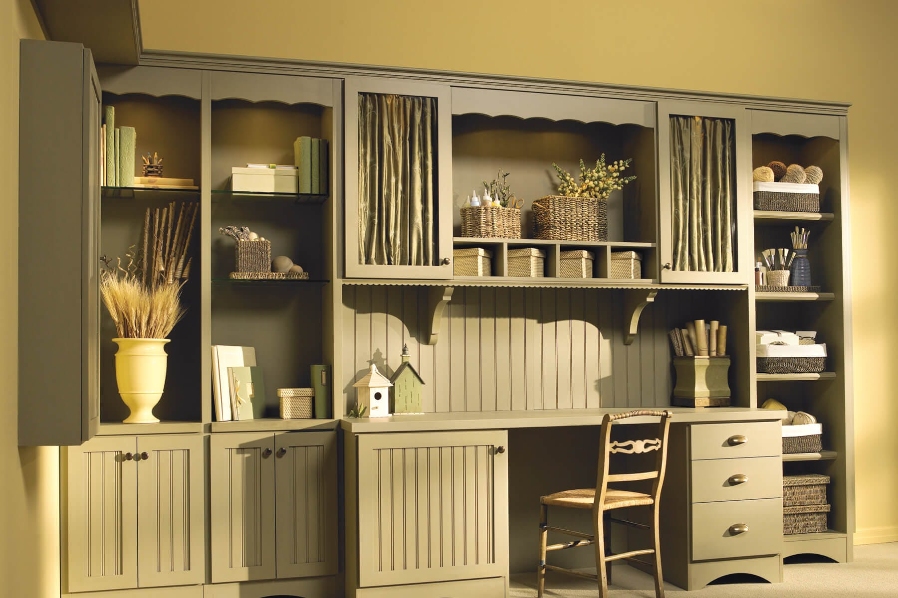 Custom Design Craft Rooms Sewing Closet Factory