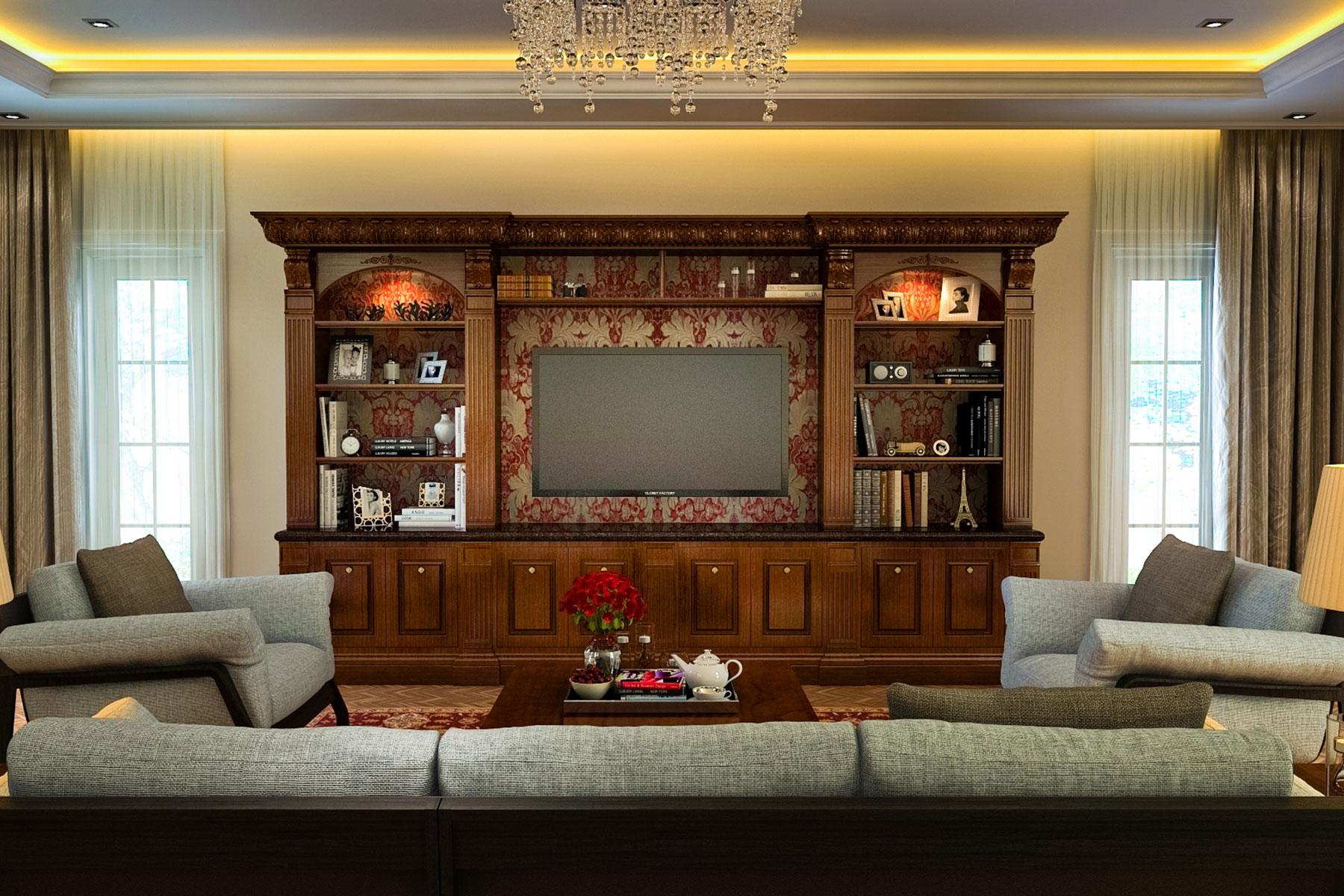 Entertainment Centers Custom Built In Cabinets Closet