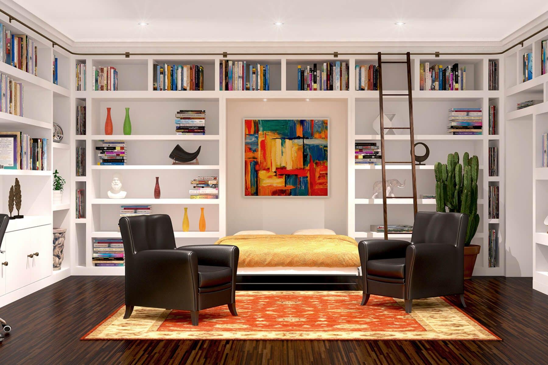 Wall Beds and Murphy Beds | CabiDesign | Closet Factory
