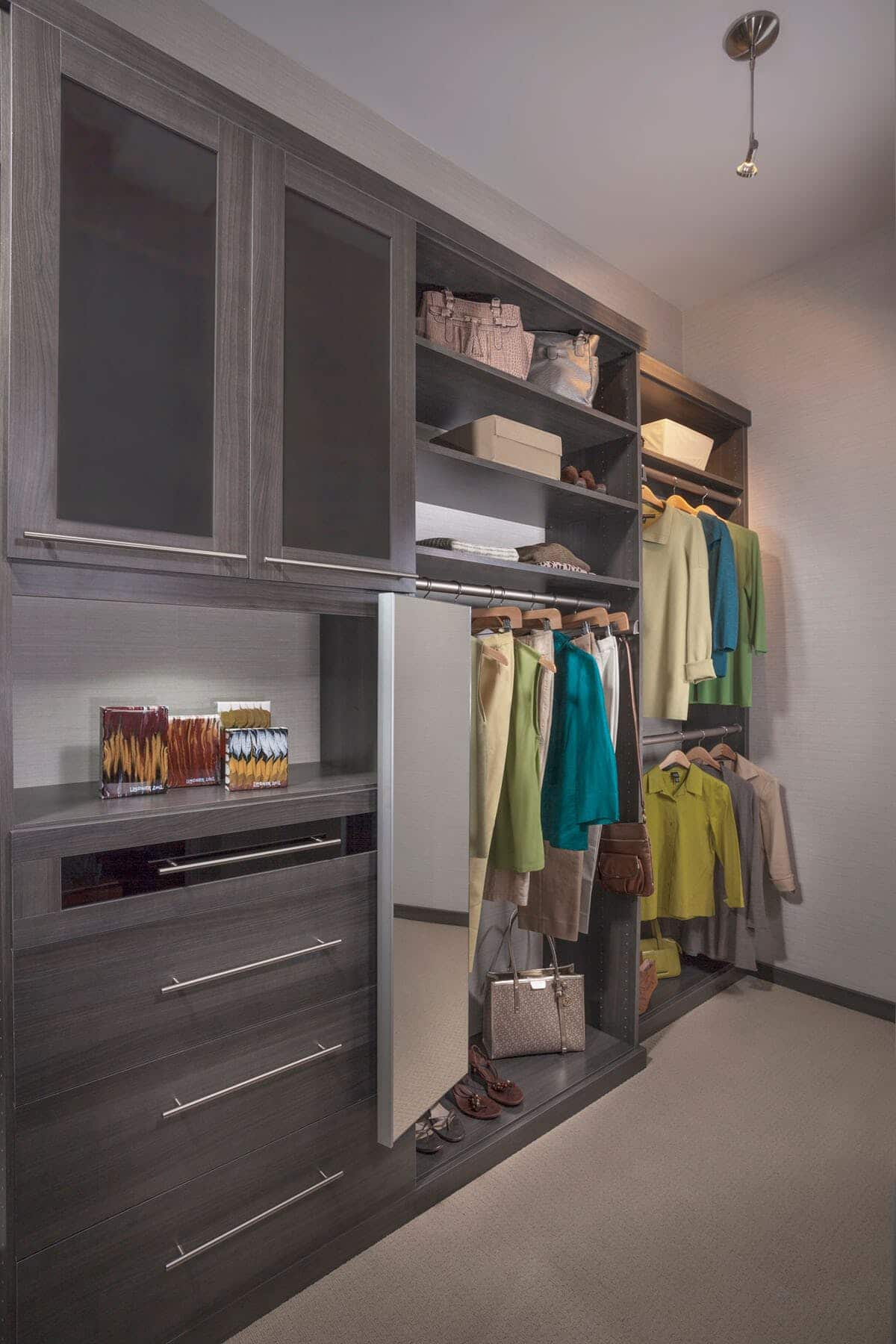Dwell Design Show Custom Closet Walk Ins