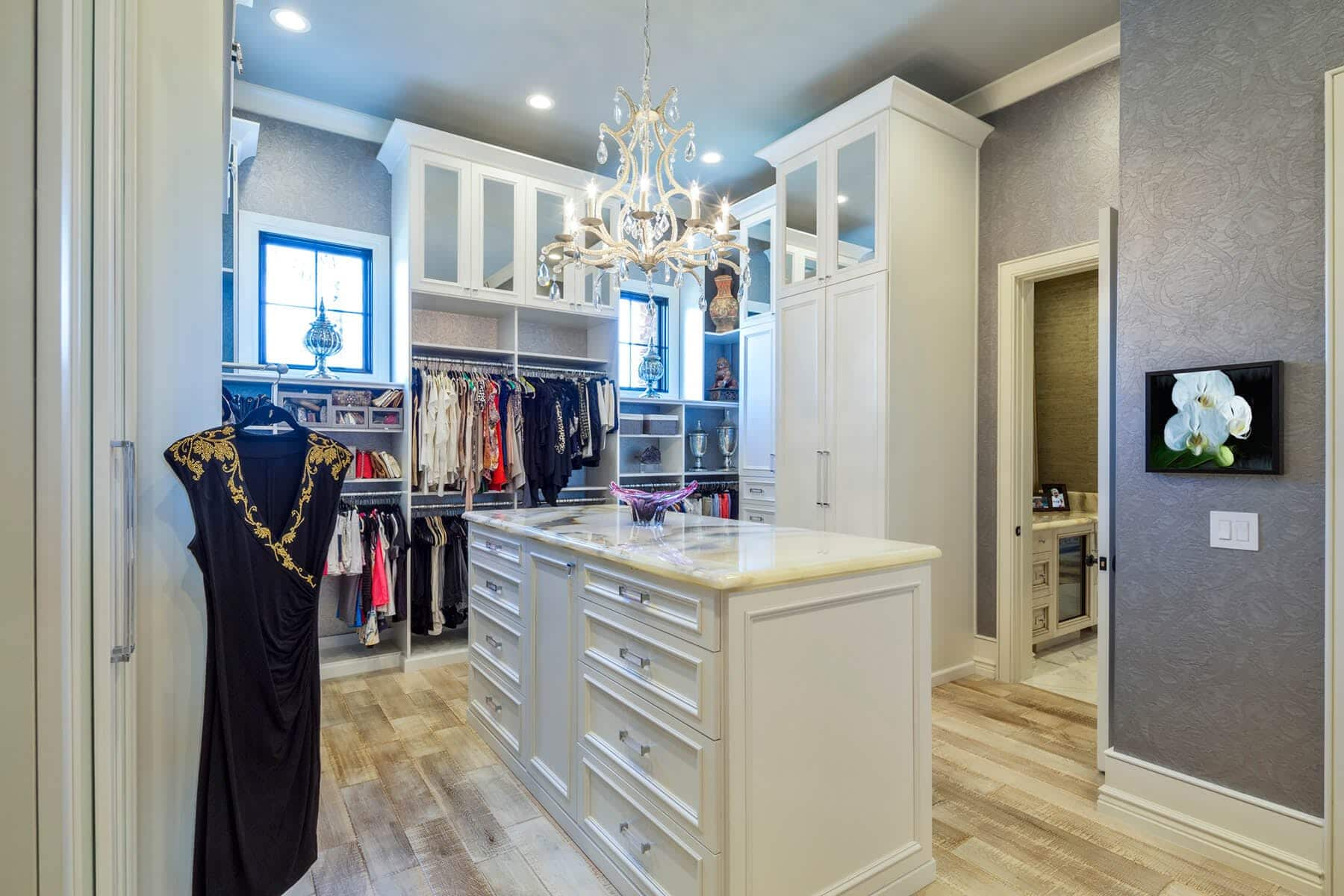Highrise Custom Closets In Orlando Florida