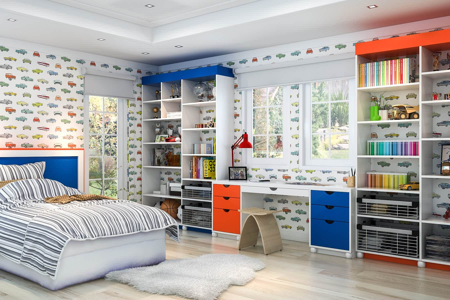 Wall Units Custom Design And Installation Closet Factory