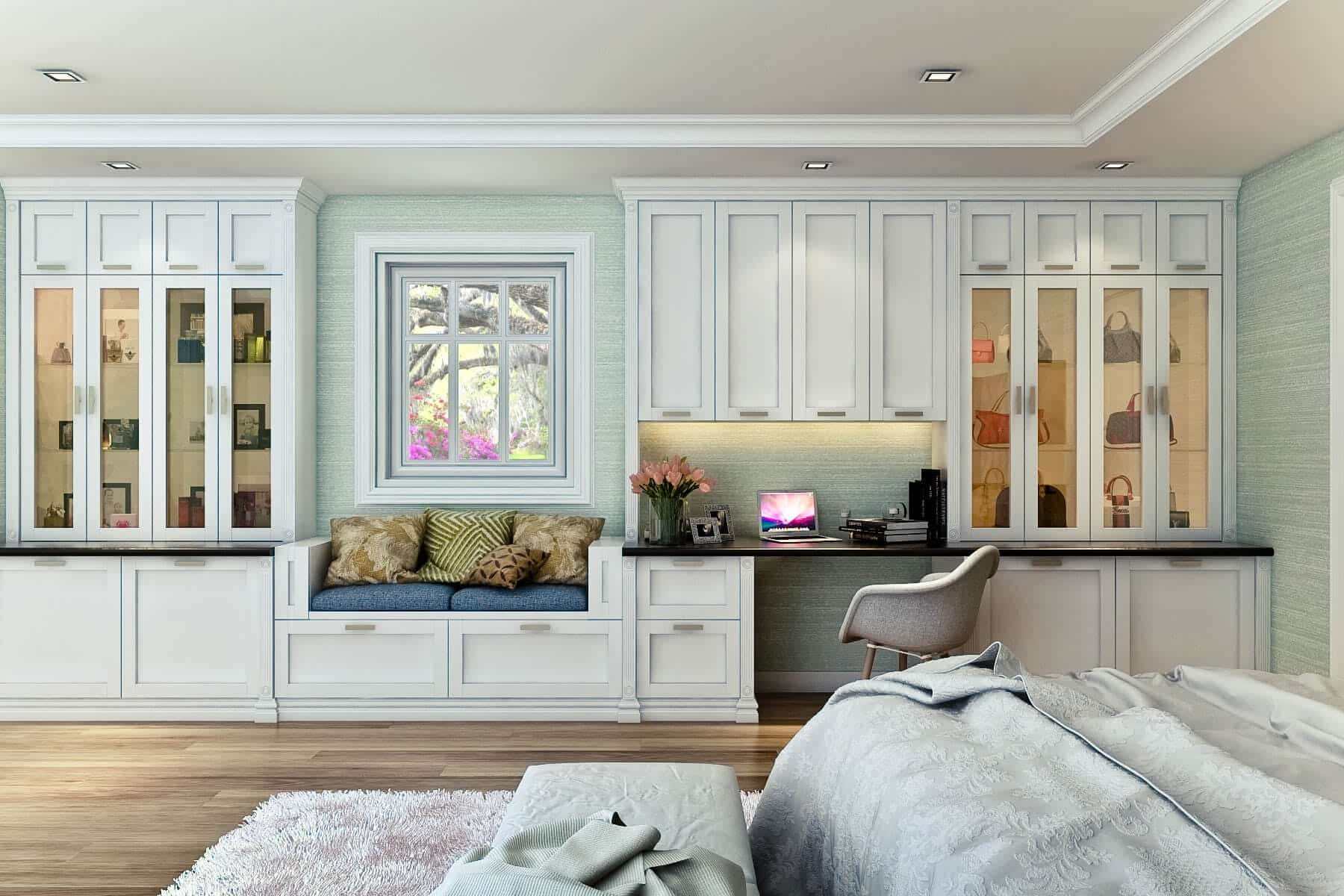 Wall Units | Custom Design and Installation | Closet Factory