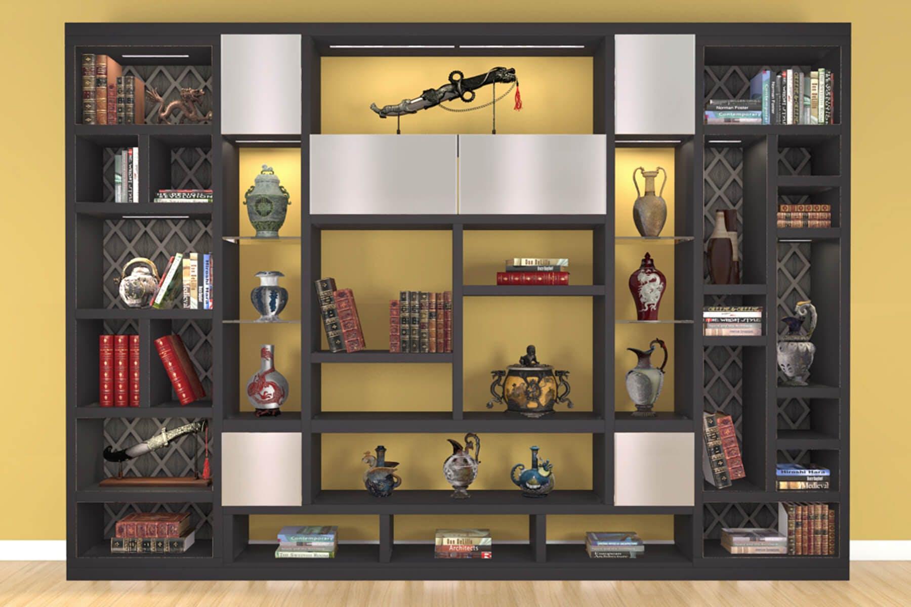 Wall Units Custom Design And Installation Closet Factory