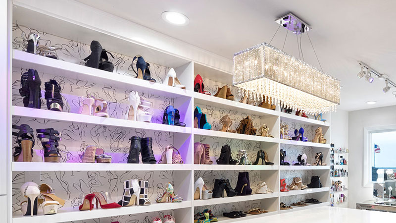 Maximize Your Shoe Closet To Its Fullest Potential