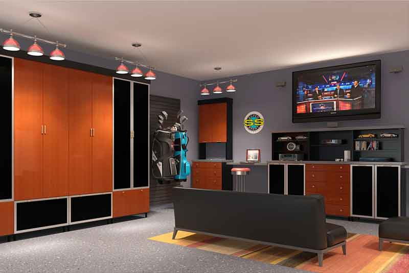 intelligent man cave is a new homebuyer trend