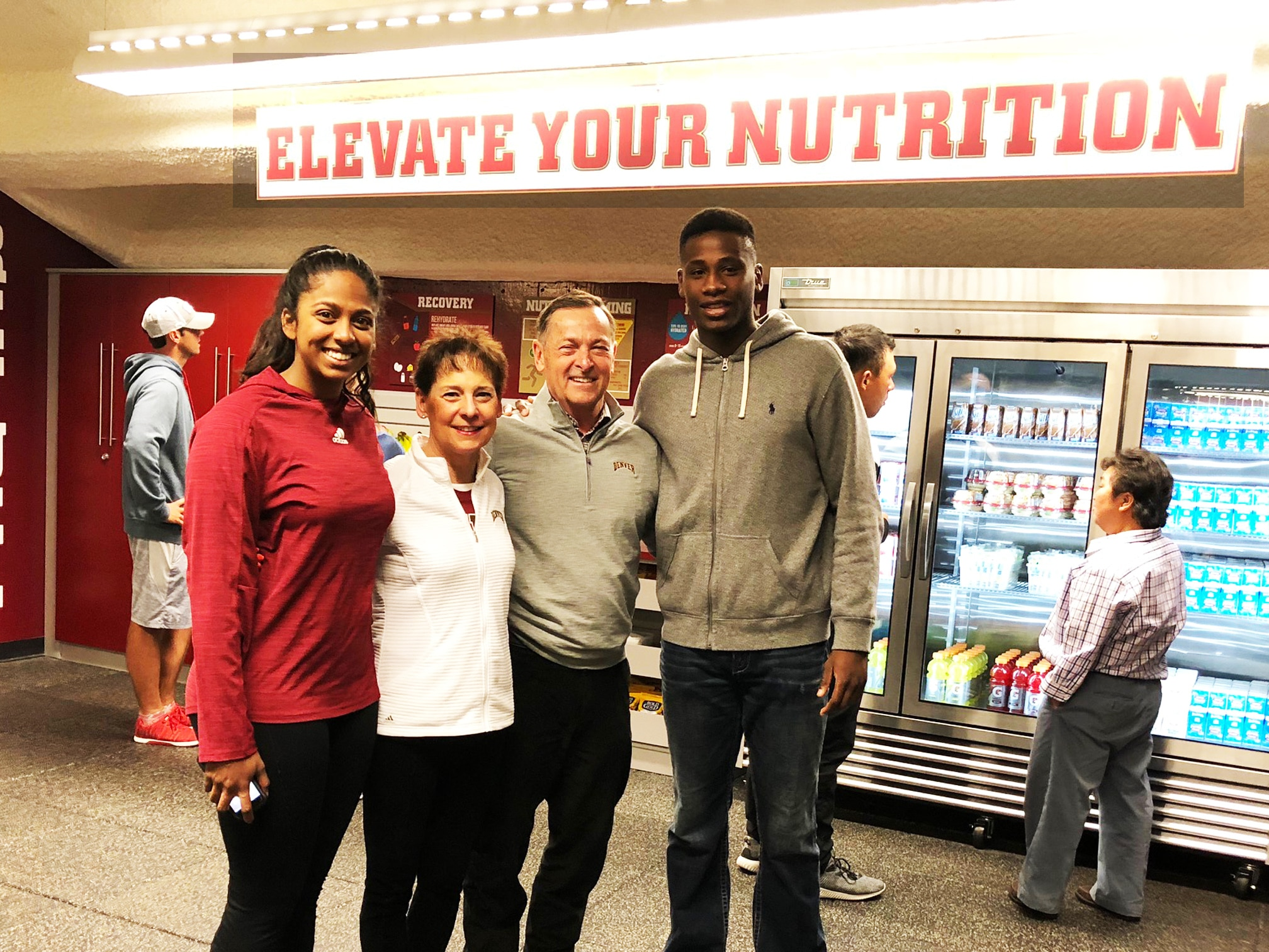 Denver Closet Factory Owners Donated Custom Cabinetry To University Of  Denver