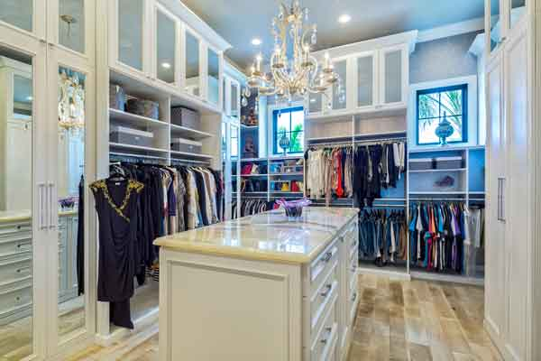 A curated closet