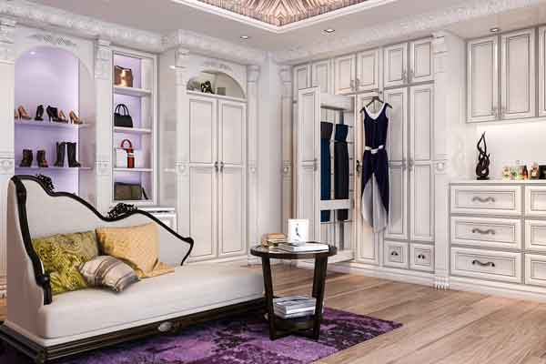 Custom Closet Seating Ideas To Try