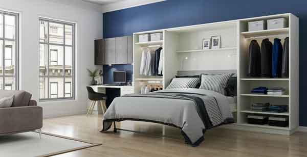 Why the Murphy bed Works for Today's Urban Lifestyle