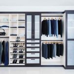 Reach-in Custom Closet Design