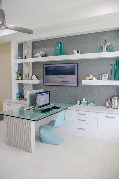 Custom Home Offices Office Built In Design Closet Factory