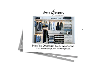 guide cover how to organize wardrobe
