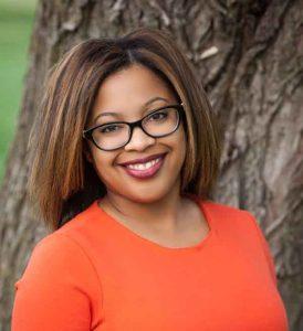 Professional closet organizer Ashley Jones Hatcher