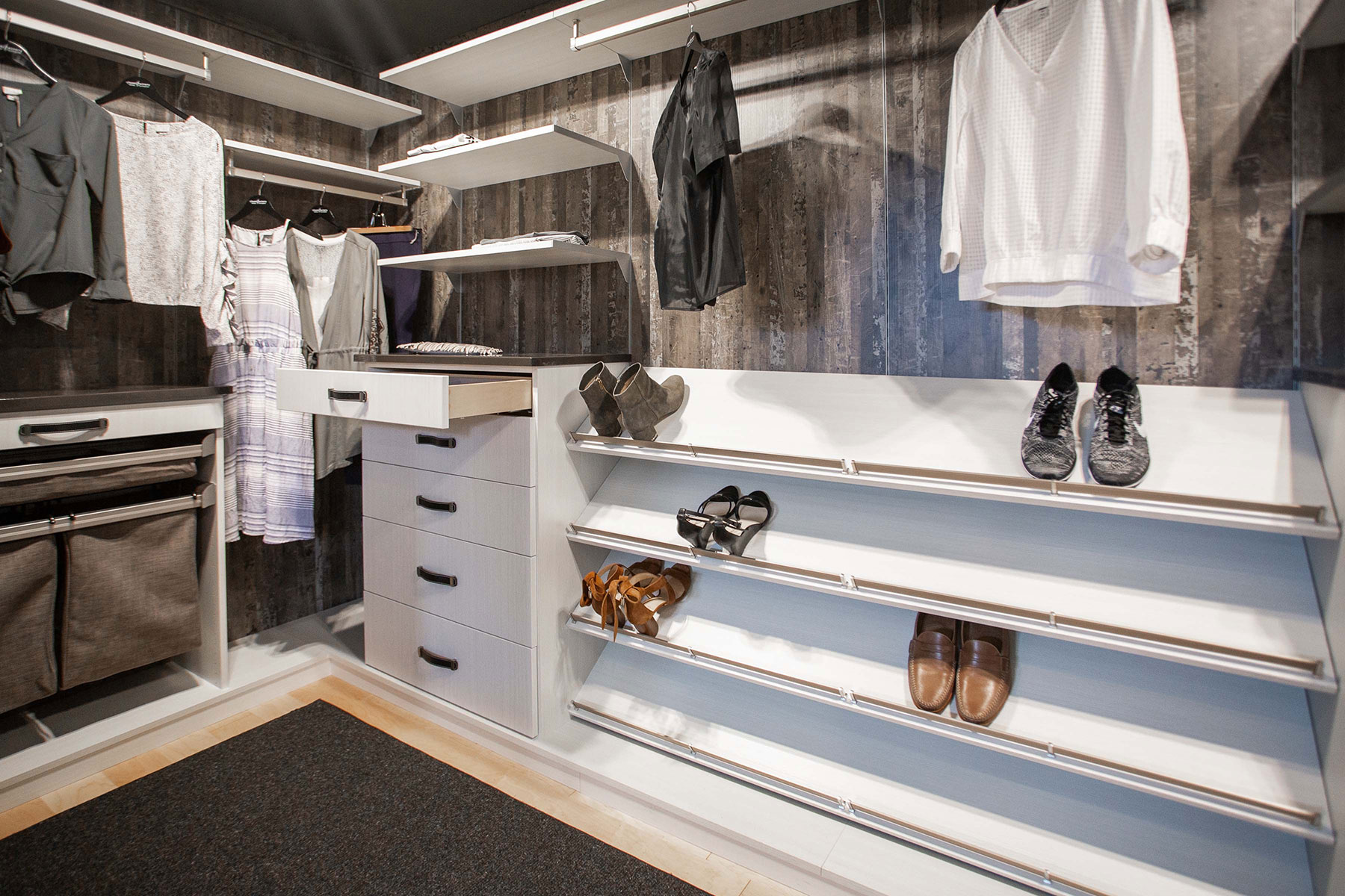 Closet Featured In Empire On Liberty Ultimate Home