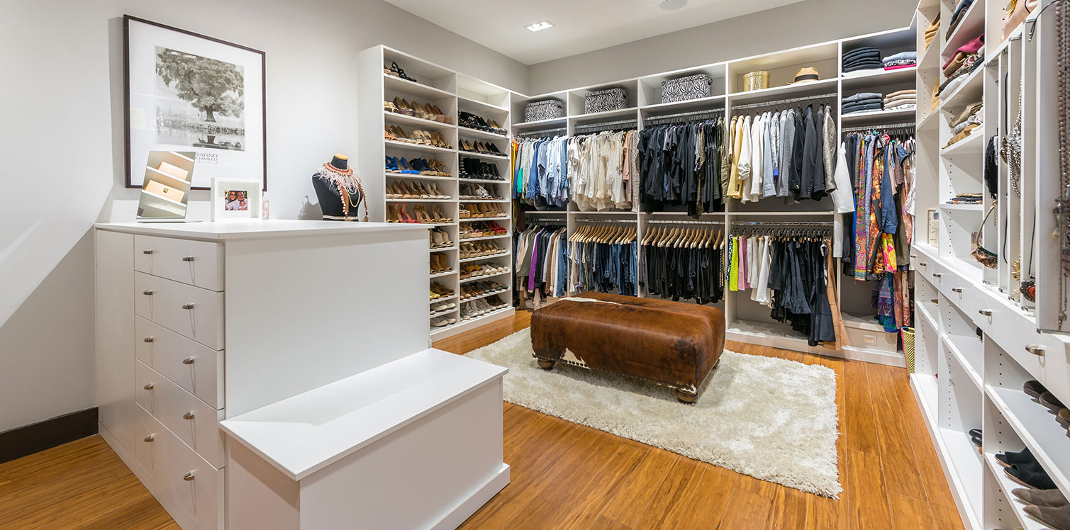Dressing Rooms | Closet Factory