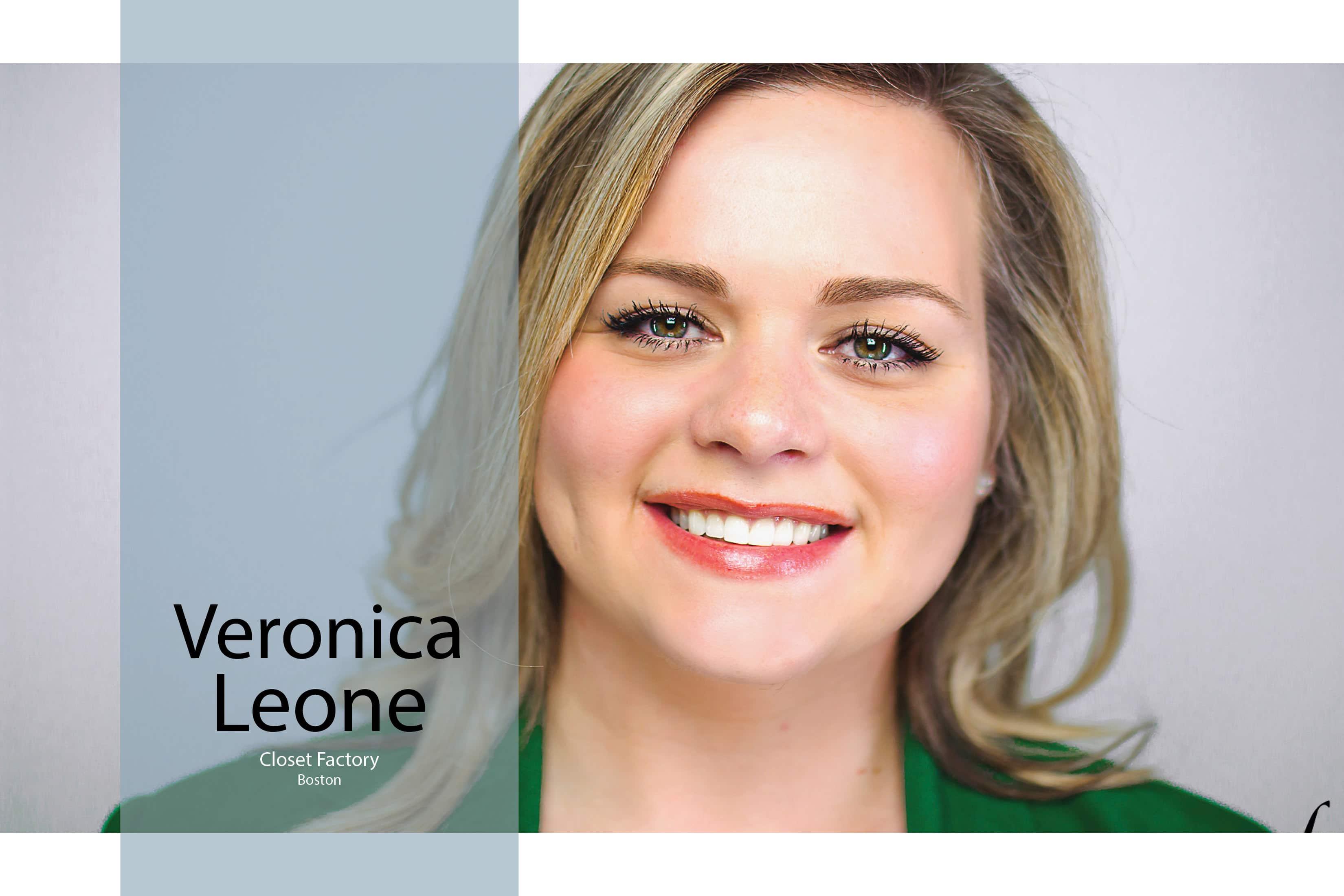 Veronica Leone Closet Factory