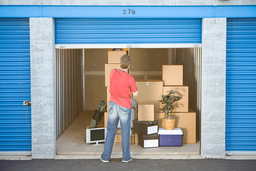 Optimize Your Garage Instead of Renting A Storage Unit