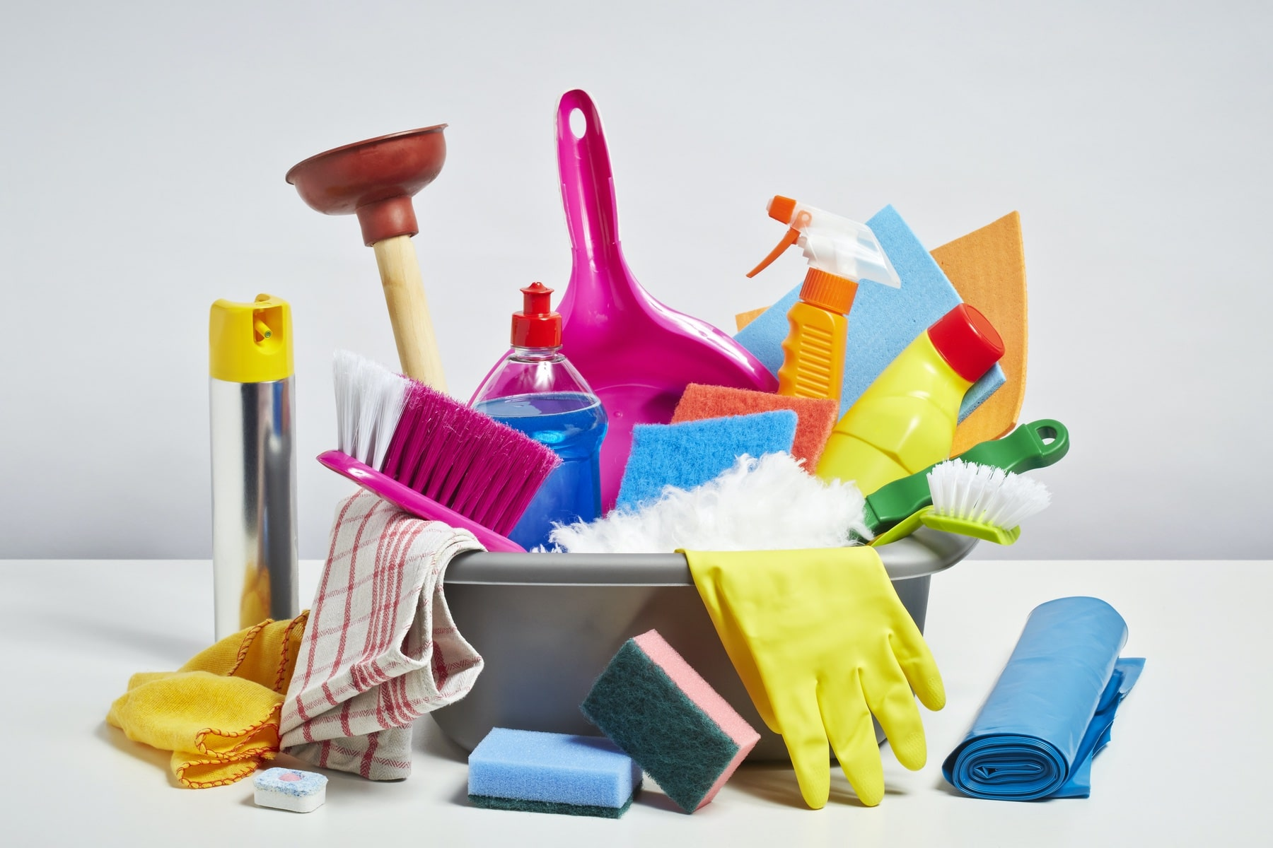How to Stay Motivated During Spring Cleaning