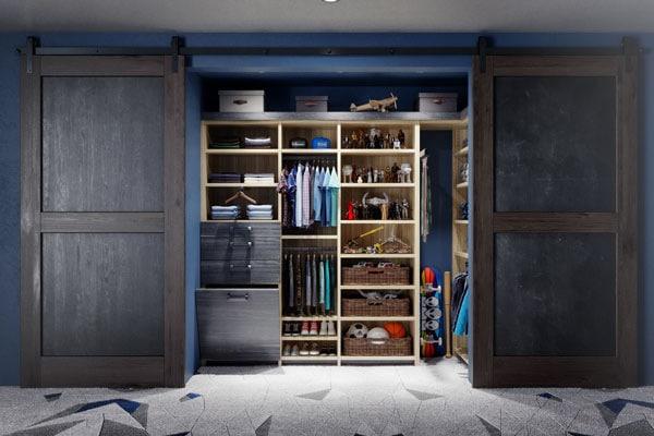 tween closet