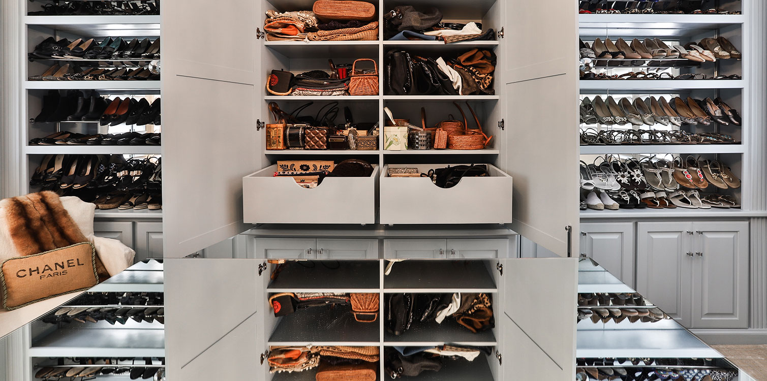 How Closet Redesigns Solve Wardrobe Organizing Problems