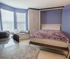 flex room open wall bed