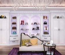 Hollywood Style Walkin Closet