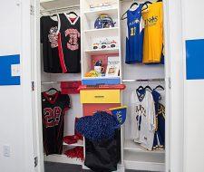 kid lego style closet