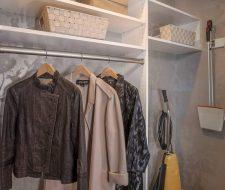 utility custom closet