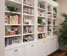 Closet Factory - Wall Unit Design and Installation