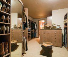 aspen style western closet