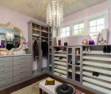 Grey And White Melamine Closet ...